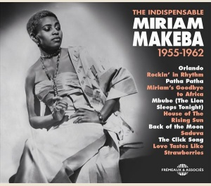 Image result for miriam makeba 1961