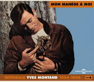 COMPLETE YVES MONTAND - Vol.4