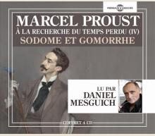 SODOME ET GOMORRHE - VOL. 4 - MARCEL PROUST