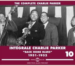 THE COMPLETE CHARLIE PARKER Vol 10