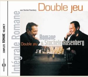 DOUBLE JEU - INTÉGRALE ROMANE Vol. 9