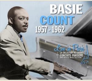 COUNT BASIE - LIVE IN PARIS 1957-1962