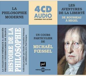 HISTOIRE DE LA PHILOSOPHIE  VOL.2 - LES AVENTURES DE LA LIBERTÉ