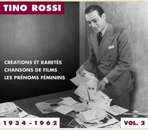 TINO ROSSI - ANTHOLOGIE VOL.2