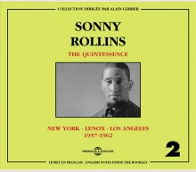 SONNY ROLLINS - THE QUINTESSENCE VOL.2
