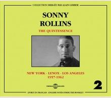 SONNY ROLLINS - THE QUINTESSENCE VOL.2