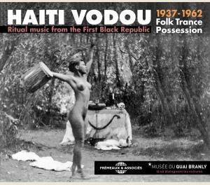 FOLK TRANCE POSSESSION - HAITI VODOU