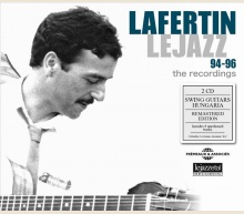 LAFERTIN AND THE JAZZ 94-96