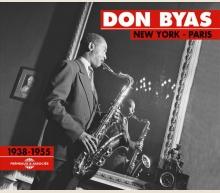 DON BYAS  1938-1955