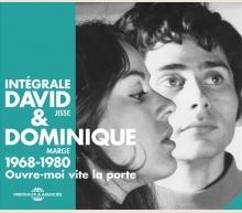 DAVID & DOMINIQUE - COMPLETE 1968-1980