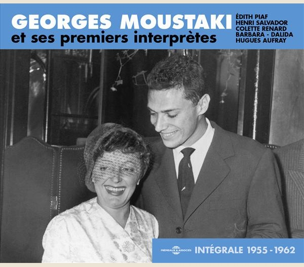 Georges Moustaki - Rock'N Roll Rate