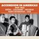 ACCORDEON DANS LES AMERIQUES 1949-1962 (BRÉSIL - COLOMBIE - MEXIQUE - SAINT-DOMINGUE - USA)