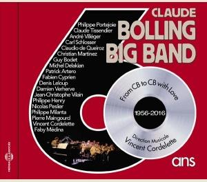 CLAUDE BOLLING BIG BAND - 60 ANS!