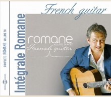 FRENCH GUITAR - COMPLETE ROMANE VOL. 10