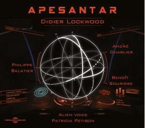 DIDIER LOCKWOOD - APESANTAR