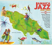 VARIOUS ARTISTS- JAMAICA JAZZ 1931-1962