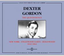 DEXTER GORDON