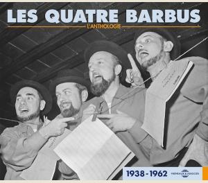 Les Quatre Barbus - Ce N'Est Qu'Un Au Revoir / Mon Père M'a Donné Un Etang