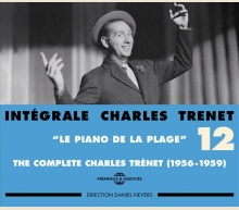 COLLECTION CHARLES TRENET (FA081 à FA092)