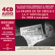 HISTOIRE DE FRANCE + HISTOIRE DE LA LITTERATURE  (14 coffrets)