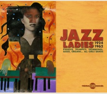 JAZZ LADIES 1924-1962 - ALL GIRLS BANDS