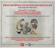 JOHANN MICHEL - PHILOSOPHIE ET SCIENCES SOCIALES (COLLECTION PUF FRÉMEAUX)