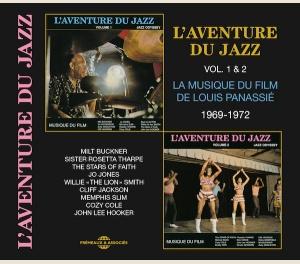 L'AVENTURE DU JAZZ VOLUME 1 & 2