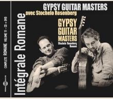 GYPSY GUITAR MASTERS - INTÉGRALE ROMANE VOL. 11