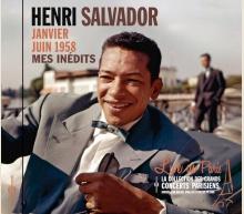MES INÉDITS : JANVIER-JUIN 1958 - LIVE IN PARIS