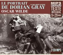 LE PORTRAIT DE DORIAN GRAY, LU PAR HERVÉ LAVIGNE (INTEGRALE MP3)