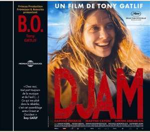 DJAM - BANDE ORIGINALE - TONY GATLIF
