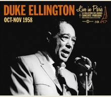 DUKE ELLINGTON - LIVE IN PARIS