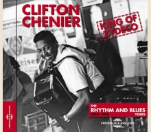 KING OF ZYDECO - CLIFTON CHENIER