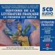 HISTOIRE DE LA LITTÉRATURE FRANÇAISE Volume 7 - LE PREMIER XXE SIÈCLE