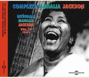 COMPLETE MAHALIA JACKSON Vol. 17