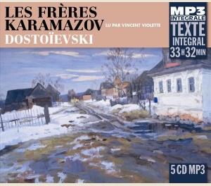 FIODOR DOSTOÏEVSKI - LES FRÈRES KARAMAZOV