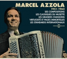 MARCEL AZZOLA -  SES COMPOSITIONS - 1951-1962