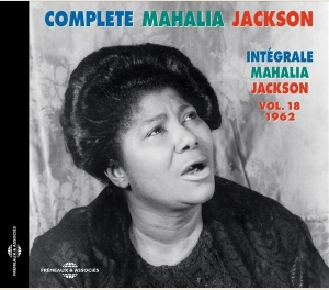 INTEGRALE MAHALIA JACKSON VOL 18