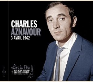 CHARLES AZNAVOUR - LIVE IN PARIS