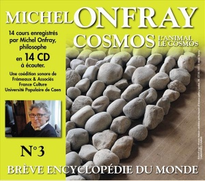 MICHEL ONFRAY - BREVE ENCYCLOPEDIE DU MONDE VOL. 3