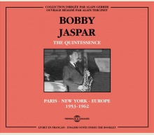 BOBBY JASPAR - THE QUINTESSENCE