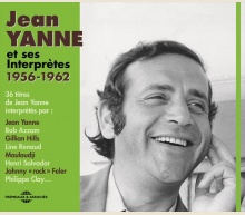 JEAN YANNE ET SES INTERPRÈTES 1956-1962