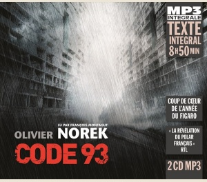 OLIVIER NOREK - CODE 93 (INTEGRALE MP3)