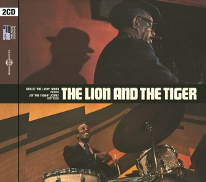 THE LION AND THE TIGER - WILLIE « THE LION » SMITH, JO JONES