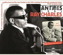 RAY CHARLES - IN ANTIBES 1961