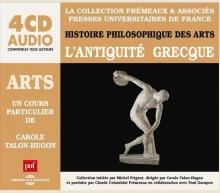 COLLECTION HISTOIRE PHILOSOPHIQUE DES ARTS