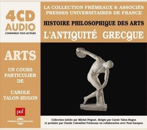 COLLECTION HISTOIRE PHILOSOPHIQUE DES ARTS (FA5508-FA5512)