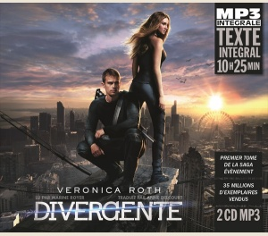 VERONICA ROTH - DIVERGENTE - INTEGRALE MP3