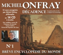 DECADENCE VOL. 1 - MICHEL ONFRAY