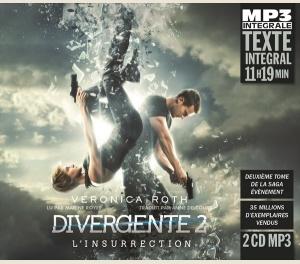VERONICA ROTH - DIVERGENTE 2 - INTEGRALE MP3